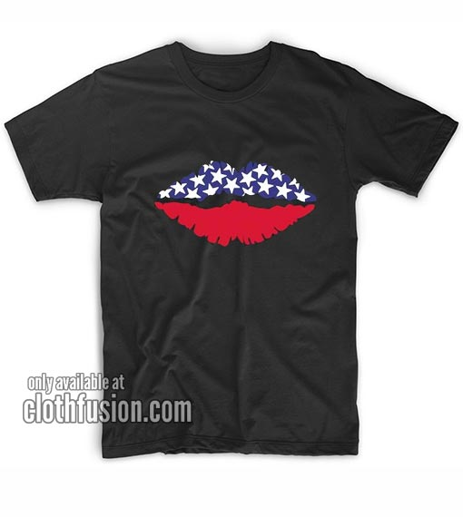 American Lips Women's T-Shirts
