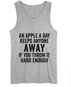 An Apple Day Tank top