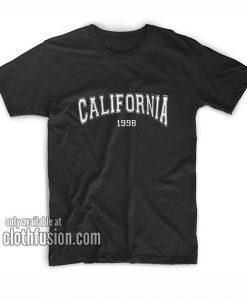 California 1998 T-Shirts