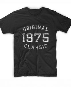 Classic born in 1975 vintage BL T-Shirts