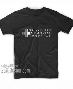 Grey Sloan Memorial Hospital T-Shirts