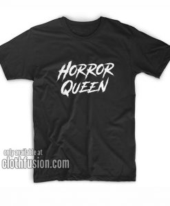 Horror Queen T-Shirts