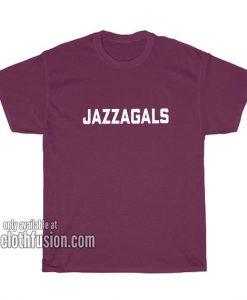 Jazzagals Graphic Tees T-Shirts