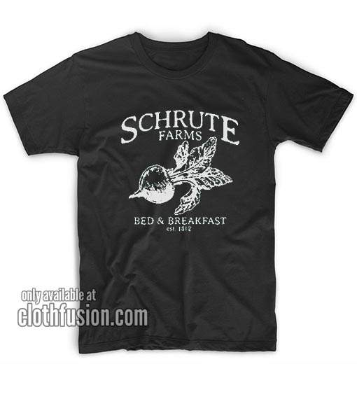 Schrute Farms Beets Bed and Breakfast The Office T-Shirts