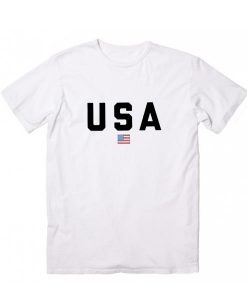 USA American Flag T-Shirts