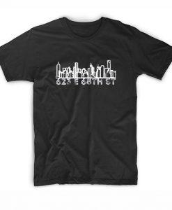 Womens Team Lucy New York Address T-Shirts