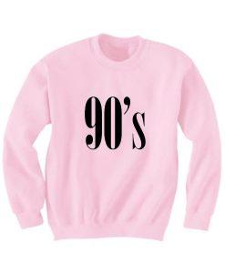 90's Vintage Sweatshirt
