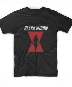 Black Widow Logo T-Shirts
