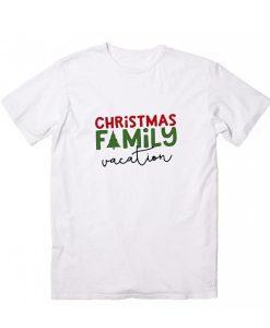 Christmas Family Vacation Christmas KIDS T-Shirt