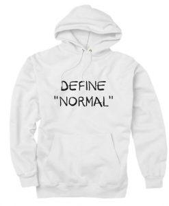 Define Normal Hoodies