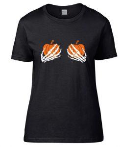 Skeleton Hands Short Sleeve Unisex T-Shirts