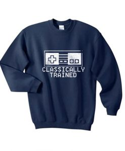 Classically Trained Sweatshirt