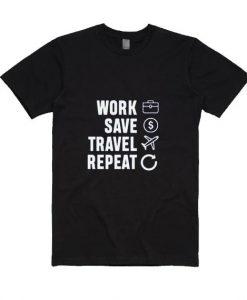 Funny Traveler Gift Short Sleeve Unisex T-Shirts
