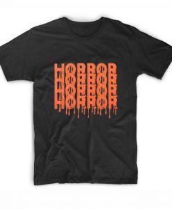 Halloween Friends Shirt Horror Movies Tee Horror Short Sleeve Unisex T-Shirts