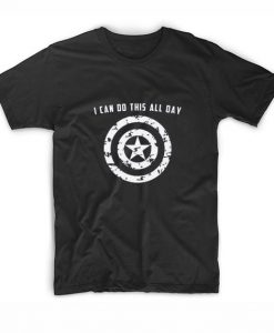 I Can Do This All Day Short Sleeve Unisex T-Shirts