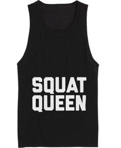 Squat Queen Tank top