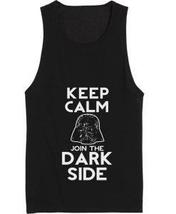 Star Wars Keep Calm Girls Tank top