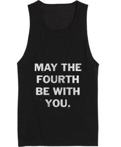 Star Wars May Fourth Girls Tank top