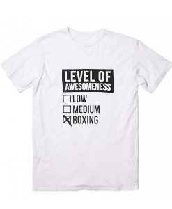 Boxing Funny Level Of Boxing