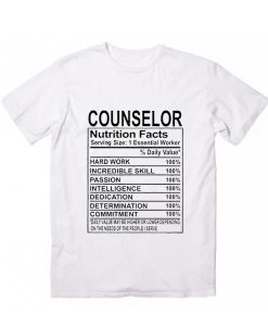 Counselor nutrition Stand