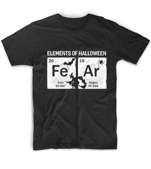 Element of Halloween Science