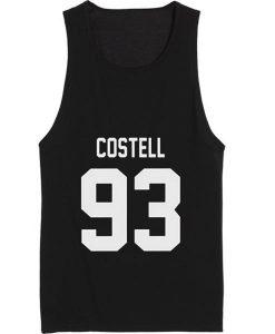 Erika Costell 93 Tank top