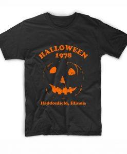 Halloween 1978 Holiday Spooky Myers Pumpkin Haddonfield