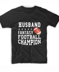 Husband Fantasy Football Champion Fun Football