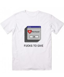 Love Not Found Short Sleeve T-Shirts
