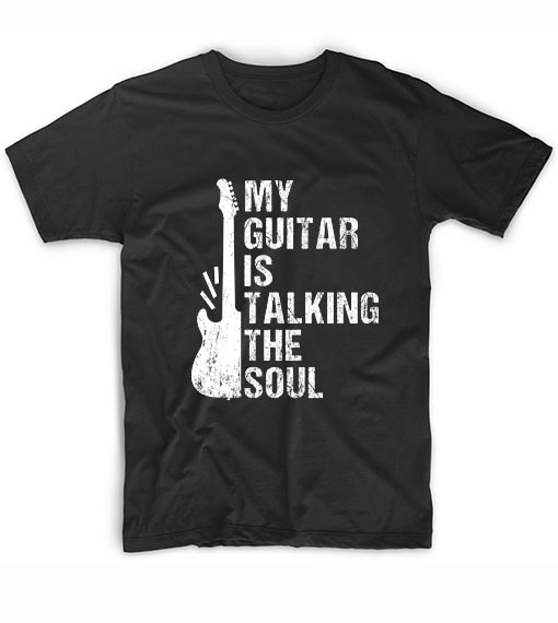 My Guitar Is Talking The Soul