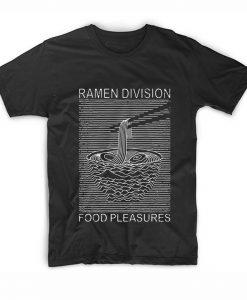 RAMEN DIVISION FUNNY Short Sleeve Unisex T-ShirtsRAMEN DIVISION FUNNY Short Sleeve Unisex T-Shirts