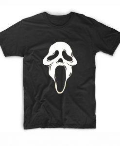 Scream face Short Sleeve T-Shirts