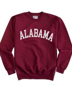 University of Alabama Crewneck Sweatshirt