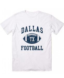 Vintage Dallas TX Distressed