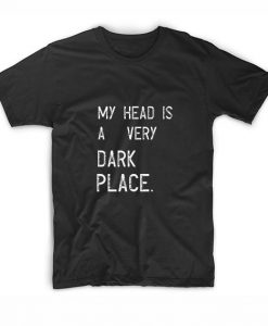 My Head is A Very Dark Place BL