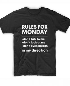 Rules For Monday Quotes
